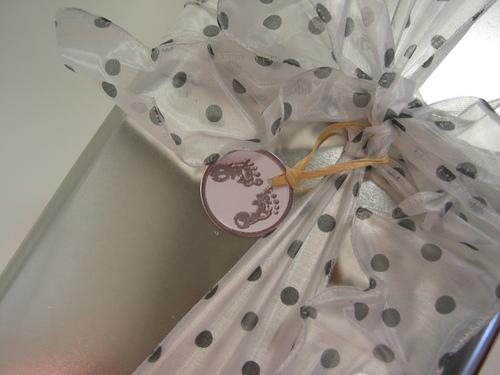 Custom Gift Basket - closeup